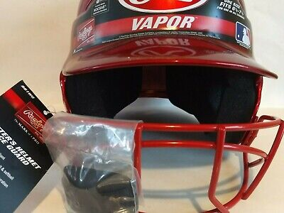 New All Star Baseball Helmet Chin Strap Batting Batters BHCS White