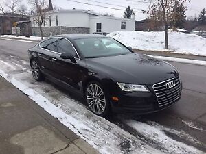 2012 Audi A7 3.0 TFSI - Prestige Package (No GST, Low KM)