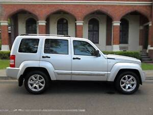 2009 JEEP CHEROKEE LIMITED SUV LEATHER TRIM $59PW