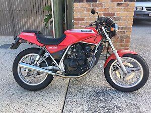 Rare 1986 Kawasaki BR250 Toowong Brisbane North West Preview
