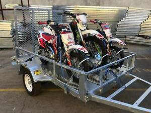 SALE! 8x5 Motorcycle ATV Trailer For Sale Brisbane Garden Coopers Plains Brisbane South West Preview