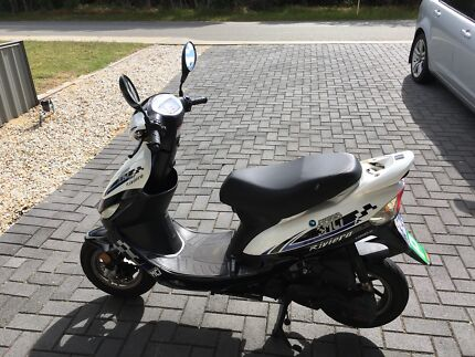 Moped for sale in good condition