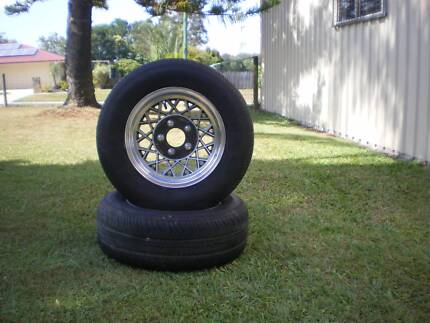 2 Hot Wire Mag Wheels, Ningi Caboolture Area Preview