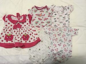 Girl cloches 9-24 months