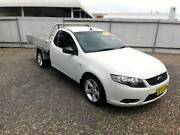 2009 Ford Falcon Ute FG ONE TONNER Taree Greater Taree Area Preview