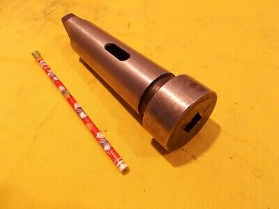 5 Morse Taper Tap Driver Drill Press Boring Mill Tool Holder .650 Sq Drive