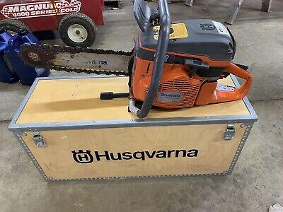 Husqvarna K970 Chain Saw - Concrete Cutting Chainsaw W 14 Bar Diamond Chain
