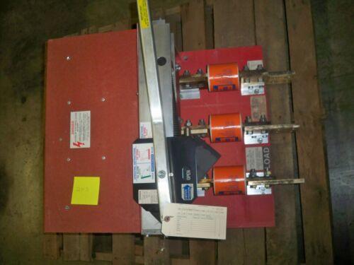 Qa2033 Pringle Switch 2000a 3p 600v Used E-ok
