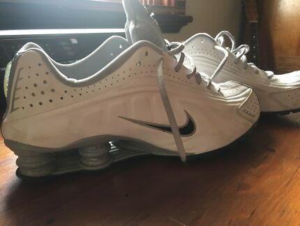 Nike Shox training shoe