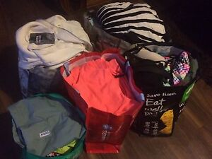 5 Bags of Woman's Clothing