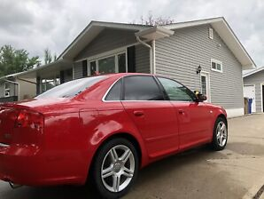 2008 Audi A4 Quattro. Immaculate. Low kms!!