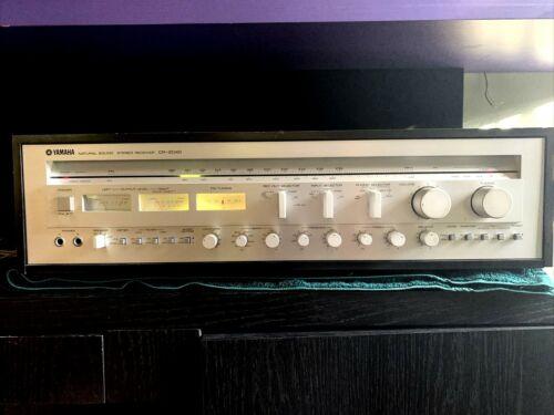 Rare Vintage Yamaha CR-2040  AM/FM Stereo Receiver - Completely Refurbished