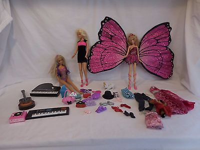 Digital Piano Dolly - Barbie Digital Dress Doll Digital Screen 1998 + 1999 + 1991 + Piano + Keyboard +