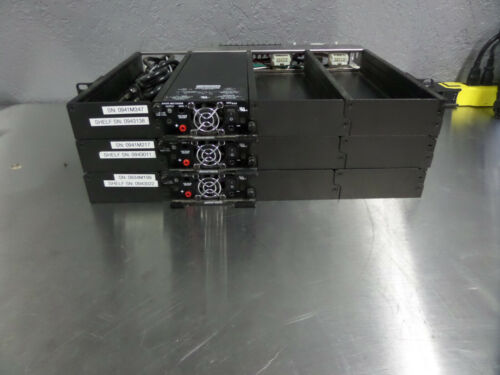 (3) Newmar UR48-3 Unity Rectifier with 445-4253-0 - Urs Unity Rectifier Shelves
