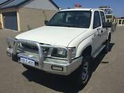 2003 Toyota Hilux - 4X4 Petrol - Exceptional condition Yangebup Cockburn Area Preview