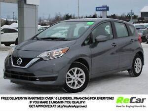 2018 Nissan Versa Note 1.6 SV HEATED SEATS | BACK UP CAM