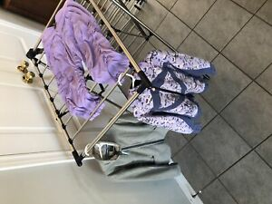 Iviva Girls Size 10 - hoodies and crop pants