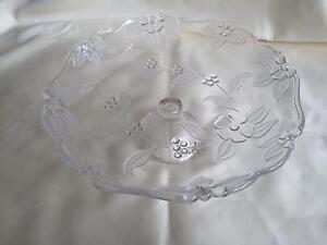 Glass serving platter Pakenham Cardinia Area Preview