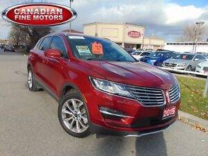 2015 Lincoln MKC AWD | NAVI | BACK UP CAMERA | PANORAMIC ROOF |