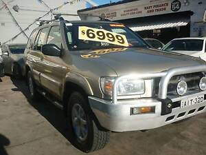 2000 Nissan Pathfinder TI 4X4 AUTO THIS WEEK SPECIAL ONLY Harris Park Parramatta Area Preview
