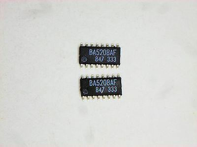 Ba5208af Original Rohm 16p Smd Ic 2 Pcs