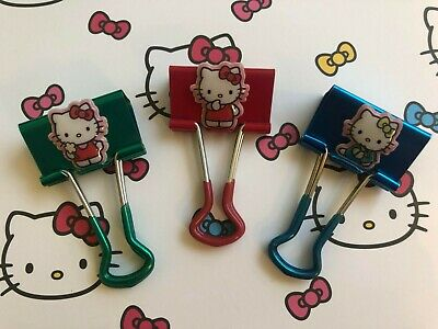 Hello Kitty Binder Clips, 2