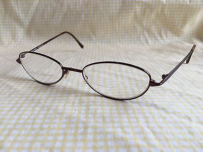 Vera Wang V42 ME 51 18 135 Red RX Eyeglasses Made in Italy