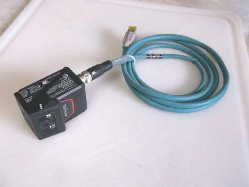 Keyence SR652 SR-652 Laser BarCode Bar Code Scanner SR-652