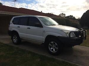 2008 Toyota Prado Greenfields Mandurah Area Preview