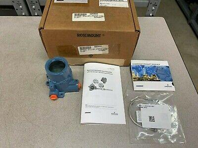 New In Box Rosemount Temperature Transmitter 644hanaj6f6m5