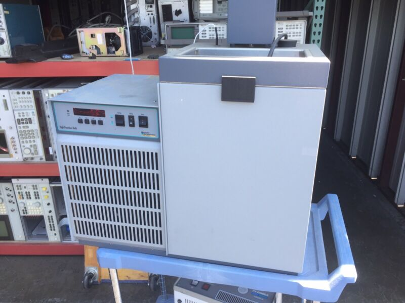 FLUKE HART SCIENTIFIC MODEL 7012 HIGH PRECISION BATH