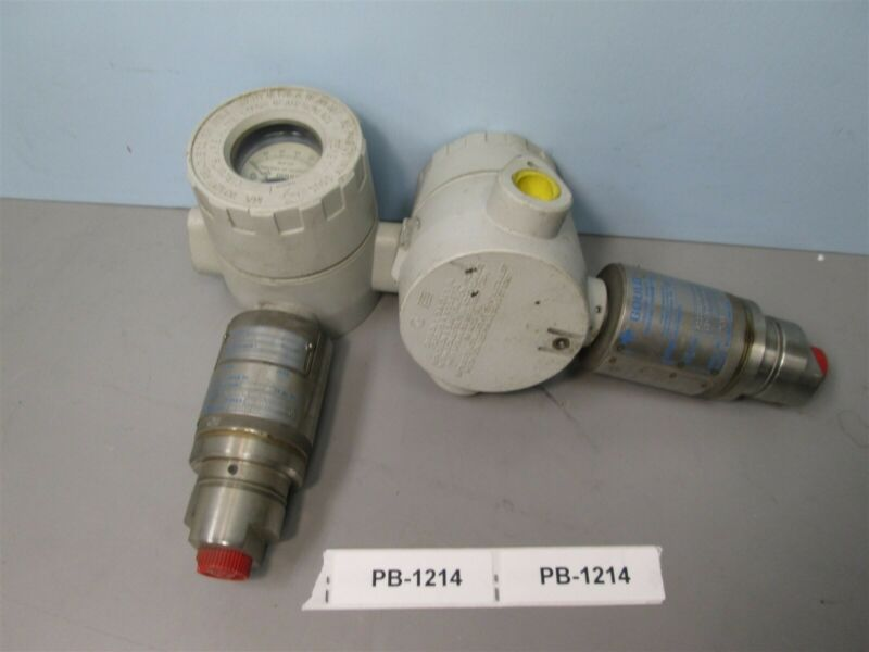 GOULD PG3000-02M-48-13-19-XX-93 Pressure Transmitter 0-02M PSIG New OS