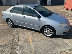 Toyota Corolla 2005 auto conquest as new one owner rego Rwc Biggera Waters Gold Coast City Preview