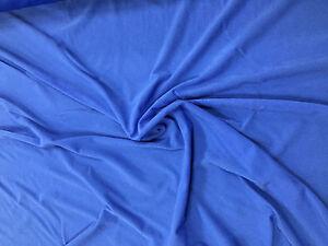 Blue Loop Nylon Velcro Receptive Fabric Brushed Nylon FIRE RETARDANT Displays