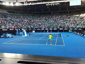 Row C. Australian Open tickets. Rod Laver day session. Bentleigh Glen Eira Area Preview