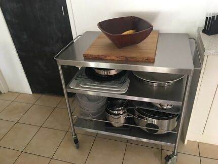 IKEA Kitchen Trolley RRP $249