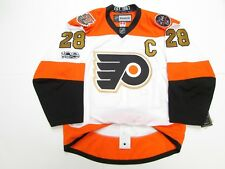 GIROUX PHILADELPHIA FLYERS THIRD 100th ANNIVERSARY REEBOK EDGE 2.0 7287 JERSEY