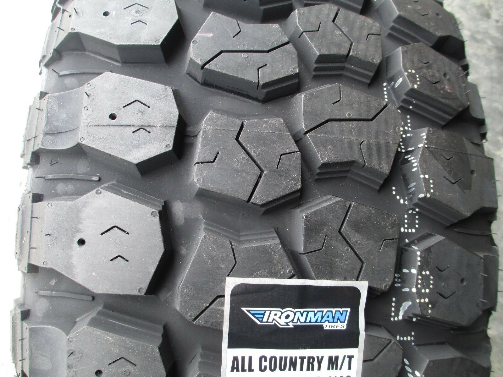 4 New 31x10 50r15 Ironman All Country Mt Tires 31105015 31 1050 15