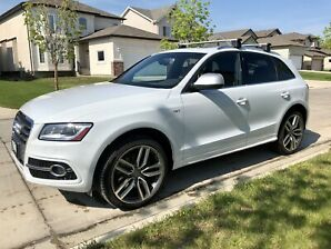 2014 Audi SQ5 - Mint Condition
