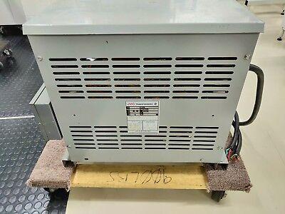 Jvc Transformer 208v To 230v 10kva 3ph