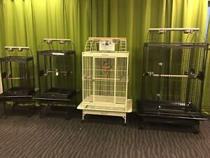 Brand NEW 5 sizes play area top cage displayed onsite frm $200ea Fltpk Meadowbrook Logan Area Preview