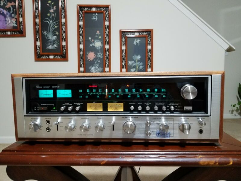 Sansui 9090DB Stereo Receiver
