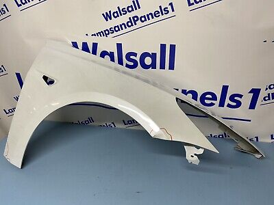 Tesla Model 3 O/S RIGHT Front Wing PEARL WHITE Genuine