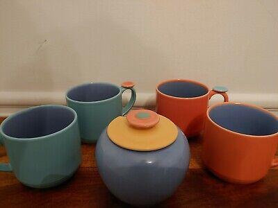 Lindt Stymeist Colorways Mugs & Sugar Bowl