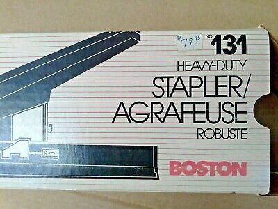 Boston 131 Stapler Heavy Duty Unsold Store Merchandise