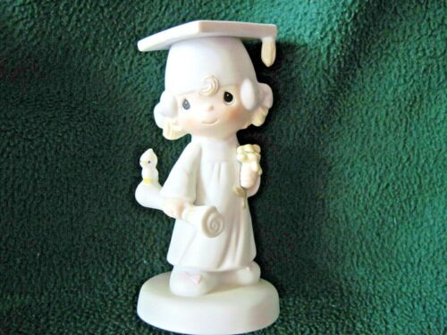 VINTAGE 1980 ENESCO PRECIOUS MOMENTS THE LORD BLESS YOU AND KEEP YOU GIRL FIGURE