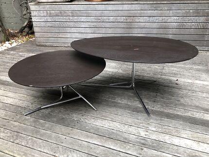 Natuzzi Nesting Coffee Tables