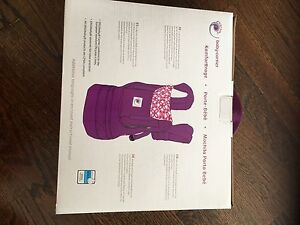 Ergo Baby performance carrier - New in box, purple