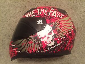 Speed and Strength Helmet