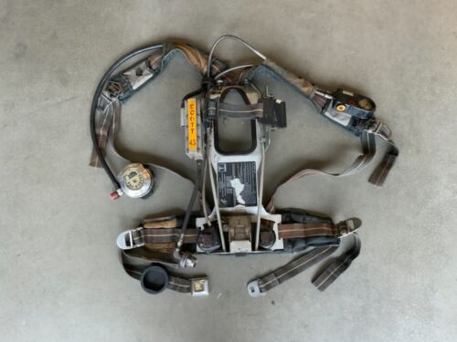Scott 4.5 AP50 SCBA with Integrated PASS